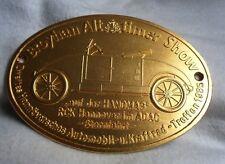 Oldtimer Plakette - Broyhan Alt-timer Show Hannover 1985 - Vintage Car Badge