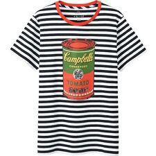 SPRZ NY GRAPHIC T-SHIRT ANDY WARHOL Campbells Soup Art Basquiat supreme Bape