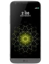 New Verizon LG G5 VS987  32GB Titan Gray Straight Talk Android  Smartphone