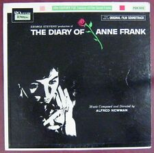 Le Journal d'Anne Frank 33 Tours USA Alfred Newman 1959