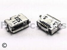 2 X Micro USB Charge Data Sync Ports for BlackBerry PlayBook P100-16WF P100-32WF