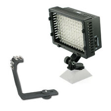 Pro 2 LED video light for Panasonic AG HPX250 HPX370 HPX255 AC130A AC90A HVX200A
