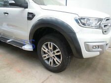FIT FORD EVEREST 4X4 3.2 SUV 2015-ON MATTE BLACK 4DOOR FENDER FLARES WHEEL ARCH