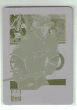 2013-14 Panini Select Yellow Plate DAVID RUNDBLAD /1 Coyotes FREE SHIPPING~!~