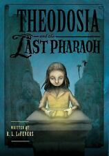 Theodosia and the Last Pharaoh (The Theodosia Series)-ExLibrary