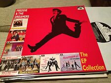 """FREDDIE & THE DREAMERS THE EP COLLECTION 12"""" LP UK SEE FOR MILES 90' ROCK N ROLL"""