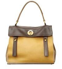 YSL, Yves Saint Laurent Muse Two 2 Tri-Color Handbag