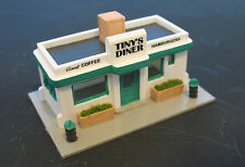 **New Release** TINY'S DINER - N-905 - Easy to build N Scale kit by Randy Brown