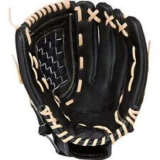 RSS 130C 13 INCH ~ Rawlings Adult Leather Black Baseball Softball Glove ~ New!