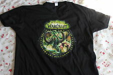 World of Warcraft: Legion official T-shirt  Size M   NEW