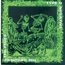 "TYPE O NEGATIVE ""The Origin of the Feces"" CD Roadrunner Records"