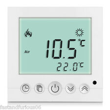 BYC16.H3 LCD Digital Programmable Floor Heating Thermostat Temperature Controll