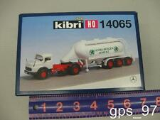 "HO - Kibri 14065   MB with ""Heidelberger Zement"" Silotrailer  - NIB"