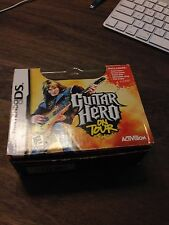 Guitar Hero: On Tour (Nintendo DS, 2008) - Everything Included - Open Box!