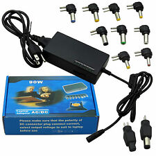90 Watt 10tip Universal AC Adapter Power Supply Battery Charger for Laptop Noteb