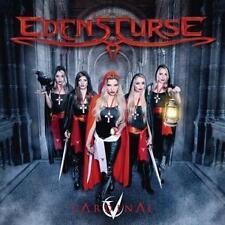 EDEN'S CURSE Cardinal Digipak-CD - 163627