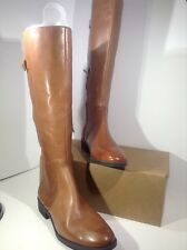 Sam Edelman Women's Patton Knee High Riding Boots Brown Size 7.5 Z8-555*