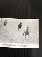 L1-3 Ephemera 1968 Small Picture  Horse Racing Ascot World Cup Wolver Hollow