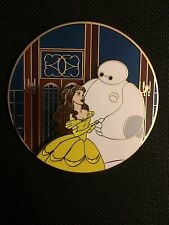 Disney Inspired Baymax Invasion Belle Beauty And The Beast Fantasy Pin LE 100
