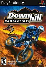 Downhill Domination PS2 Playstation 2 Game Complete