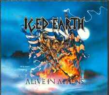 "ICED EARTH ""Alive In Athens Disc 1"" CD-Album (Digipak)"