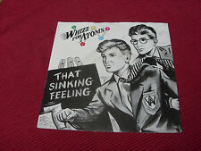"Whizz For Atoms ‎– That Sinking Feeling  7""    EX"