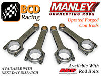 Audi 1.8 Turbo TT S3 BAM APY A4 A3 Set of 4 Manley Forged Conrods w. ARP Bolts