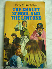 The Chalet School and the Lintons by Elinor M. Brent-Dyer 1983 pb A47