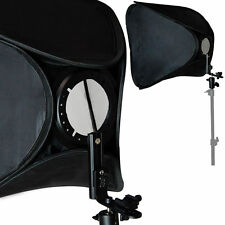 "24"" Portable 60cm Softbox Soft Box for Flash Light Speedlite Photo Speedlight"