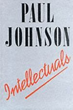 Intellectuals Johnson, Paul Hardcover