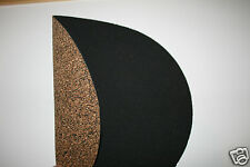 OscarsAudio Cork/Rubber & Neoprene Turntable  Mat *BEST VALUE ON EBAY**