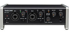 Tascam US-2X2 USB 2-in 2Out Audio MIDI Recording Ableton Live Lite Interface NEW