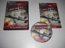 Missione Combat Force PC Add-On simulatore di volo SIM 2004 & x FS2004 FSX
