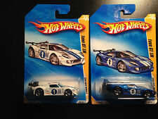 Hot Wheels 2009 New Models Ford GT LM 39/190