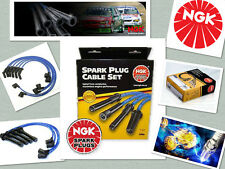 NGK IGNITION SPARK PLUG LEADS SUIT HOLDEN COMMODORE VS-II VT-II VX VY V6 3.8L