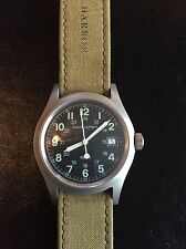 Hamilton Men's  Precision Khaki Field Watch