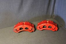99 00 01 02 03 04 FORD MUSTANG GT PBR FRONT BRAKE CALIPERS WITH BRACKETS HARDWAR