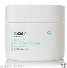 Serious Skin Care Glycolic Retexturizing Pre Soaked Pads 60