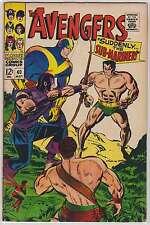 L0428: The Avengers #40, Vol 1, Fine-Fine+ Condition