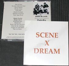 SCENE X DREAM - same (NEW* LIM. CD + BONUS*HELLOWEEN*PC69*QUEENSRYCHE)