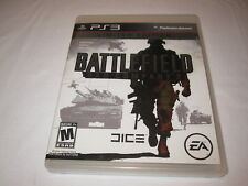 Battlefield: Bad Company 2 - Limited Edition (Playstation PS3) Complete Nr Mint!