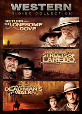 Western 3 Disc Collection: Return to Lonesome Dove/Streets of Loredo/Dead Man's