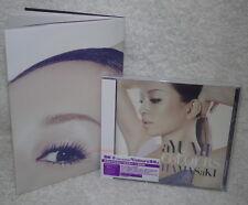 "J-pop Ayumi Hamasaki Colours 2014 Taiwan CD +""Folded"" poster"