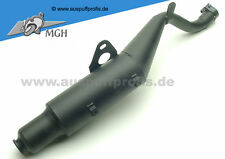 MARVING SCARICO EDR SILENCER HONDA XL 500 S 79-82 pd01 TÜV-Perizia NEW