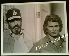 8x10 Photo~ TV's HIGHWAY TO HEAVEN ~Victor French ~Michael Landon