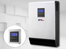4000w MPPT solaire onduleur 48V chargeur de batterie 80A écran LCD externe