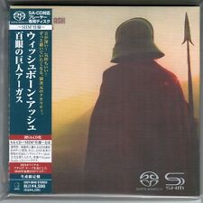 Sealed! WISHBONE ASH Argus JAPAN DSD SHM-SACD Ltd UIGY-9046 w/Mini-LP Sleeve+OBI