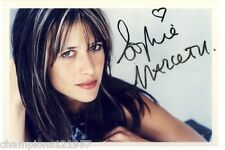 Sophie marceau + + autógrafo + + + + James Bond + +2