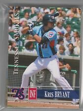 2014 Tennessee Smokies Complete Team Set - KRIS BRYANT - Chicago Cubs