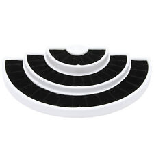 36 SLOTTED RING DISPLAY JEWELRY RING DISPLAY WHITE w/FOAM SHOWCASE DISPLAY STAND